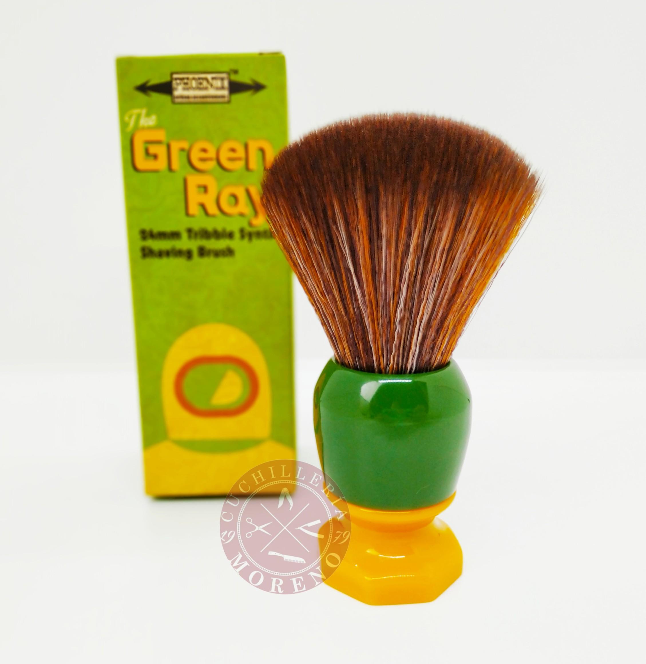 Brocha de afeitar Phoenix Artisan The Green Ray