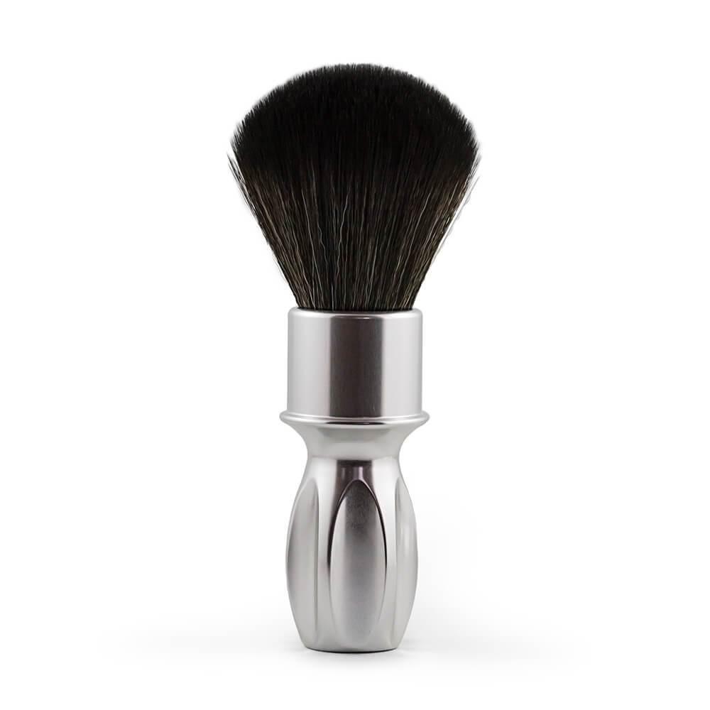 brocha de afeitar razorock 400 cromada silver sintetica