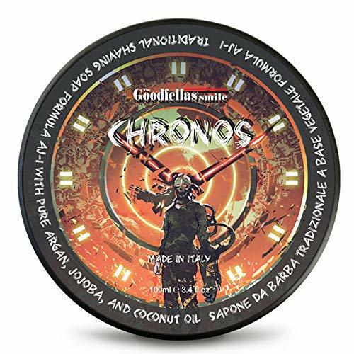 jabon de afeitar the goodfellas smile abysso Chronos