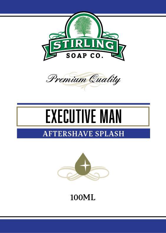 after shave locion stirling