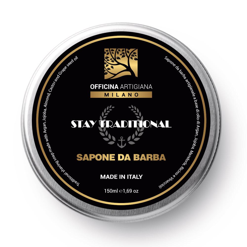 jabon afeitar Officina Artigiana Stay traditional